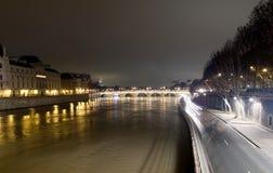 Arch bridge across a river, Pont Neuf, Seine River, Paris, Franc. E Stock Images