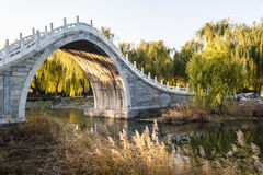 Arch bridge Royalty Free Stock Image