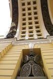 arch budynku. Zdjęcie Royalty Free