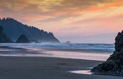 Arch Cape, Oregon Stock Images