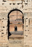 Arch of Colosseum Royalty Free Stock Image