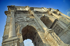 Arch of Constantin Royalty Free Stock Images
