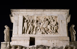 The arch of Constantine particular Stock Photos