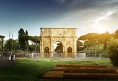 Arch of Constantine Royalty Free Stock Image