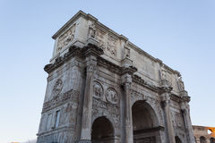 Arch of Constantine - Rome Stock Photography