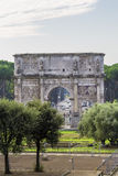 Arch of Constantine, Rome Royalty Free Stock Photography