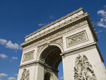 Arch de Triomphe Stock Photography