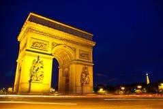 Arch de Triump Royalty Free Stock Image