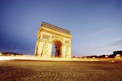 Arch DE Triumph Royalty-vrije Stock Foto