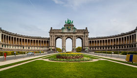 Arch de Triumph Brussels Royalty Free Stock Image