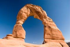 arch delikatny Obrazy Stock