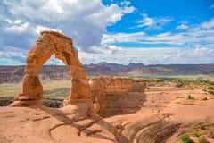 arch delikatny Obraz Royalty Free