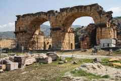 Arch of Domitian Stock Photography