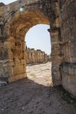 Arch of Domitian Stock Photos