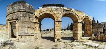 Arch of Domitian Royalty Free Stock Photos