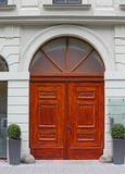 Arch Door Royalty Free Stock Photography