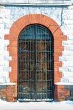 Arch door Stock Photography