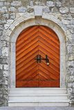 Arch doors Royalty Free Stock Image