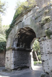 Arch of Drusus in Rome, Italy Stock Photography