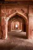 Arch In The Emperor Bedchamber Royalty Free Stock Photo