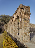 Arch feature garden Kumbhalgarh Fort Royalty Free Stock Images