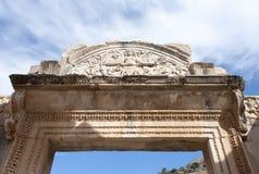 Ephesus Gate Arch Stock Photography