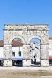 Arch of Germanicus, Saintes Stock Photos