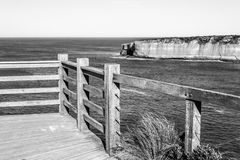 The Arch in the Great Ocean Road Stock Photo