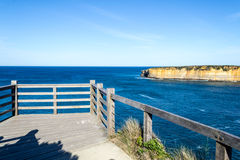 The Arch in the Great Ocean Road Royalty Free Stock Image