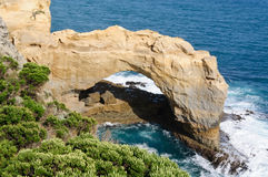 The Arch - Great Ocean Road Royalty Free Stock Photos
