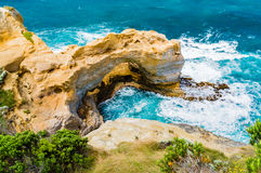 Arch Great Ocean Road Royalty Free Stock Photography