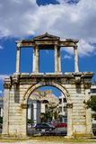 Arch of Hadrian Stock Image