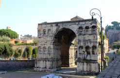 Arch of Janus Stock Images