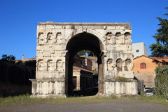 Arch of Janus Stock Photography