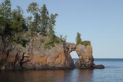 arch jeziora Zdjęcia Stock