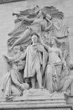 arch LE triomphe θρίαμβος Στοκ Εικόνες