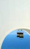 arch light Στοκ εικόνα με δικαίωμα ελεύθερης χρήσης