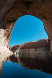 Arch in Lost Eden royalty free stock photos