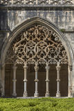 Arch in the Monastery of Batalha - Portugal Royalty Free Stock Photography