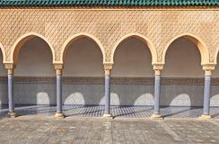 Arch with Moorish ornament in Tilt Stock Photos