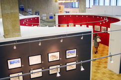 Arch Moscow Next! exhibition Stock Photo