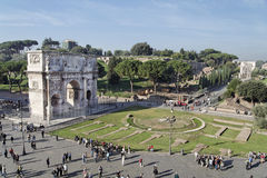 Free Arch Of Constantine Royalty Free Stock Photo - 13648985