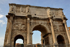 Free Arch Of Constantine Royalty Free Stock Photo - 35819165