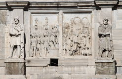 Free Arch Of Constantine In Rome Royalty Free Stock Photos - 25472768