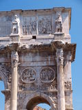 Arch Of Constantine The Great, Rome, Italy Stock Image