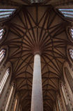 Arch Of The Church Of The Jacobins In Toulouse.