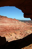 arch okno Zdjęcie Royalty Free