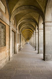 Arch passageway Stock Photo