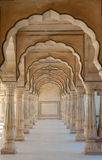 Arch passsage at Amber Fort, Jaipur, India Stock Image