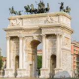 Arch of Peace Royalty Free Stock Image